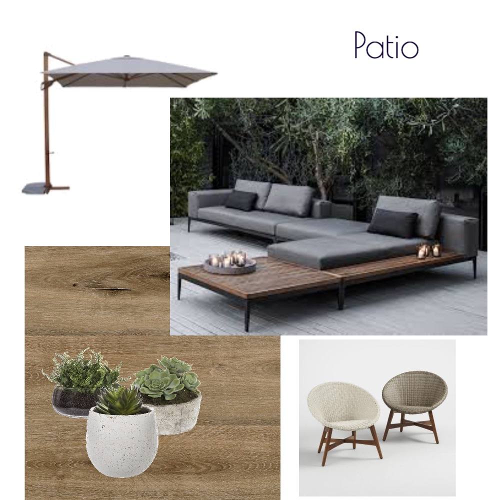 Patio - City Cottage Interior Design Mood Board by MODDEZIGN on Style Sourcebook