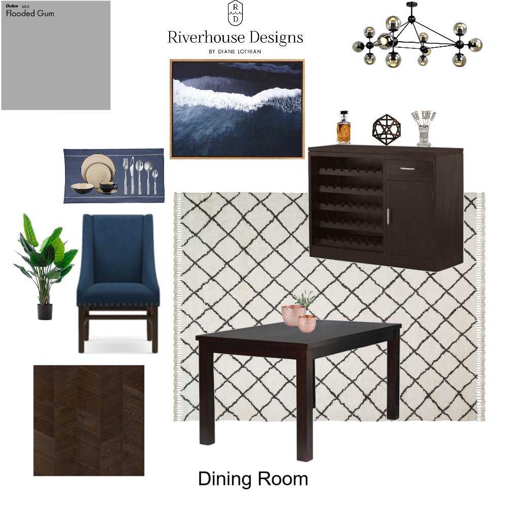 IDI assn 9 Interior Design Mood Board by riverhousedesigns on Style Sourcebook