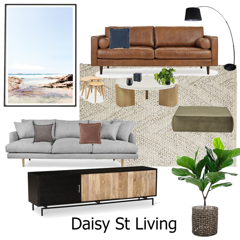 Daisy St Living Interior Design Mood Board by TarshaO on Style Sourcebook