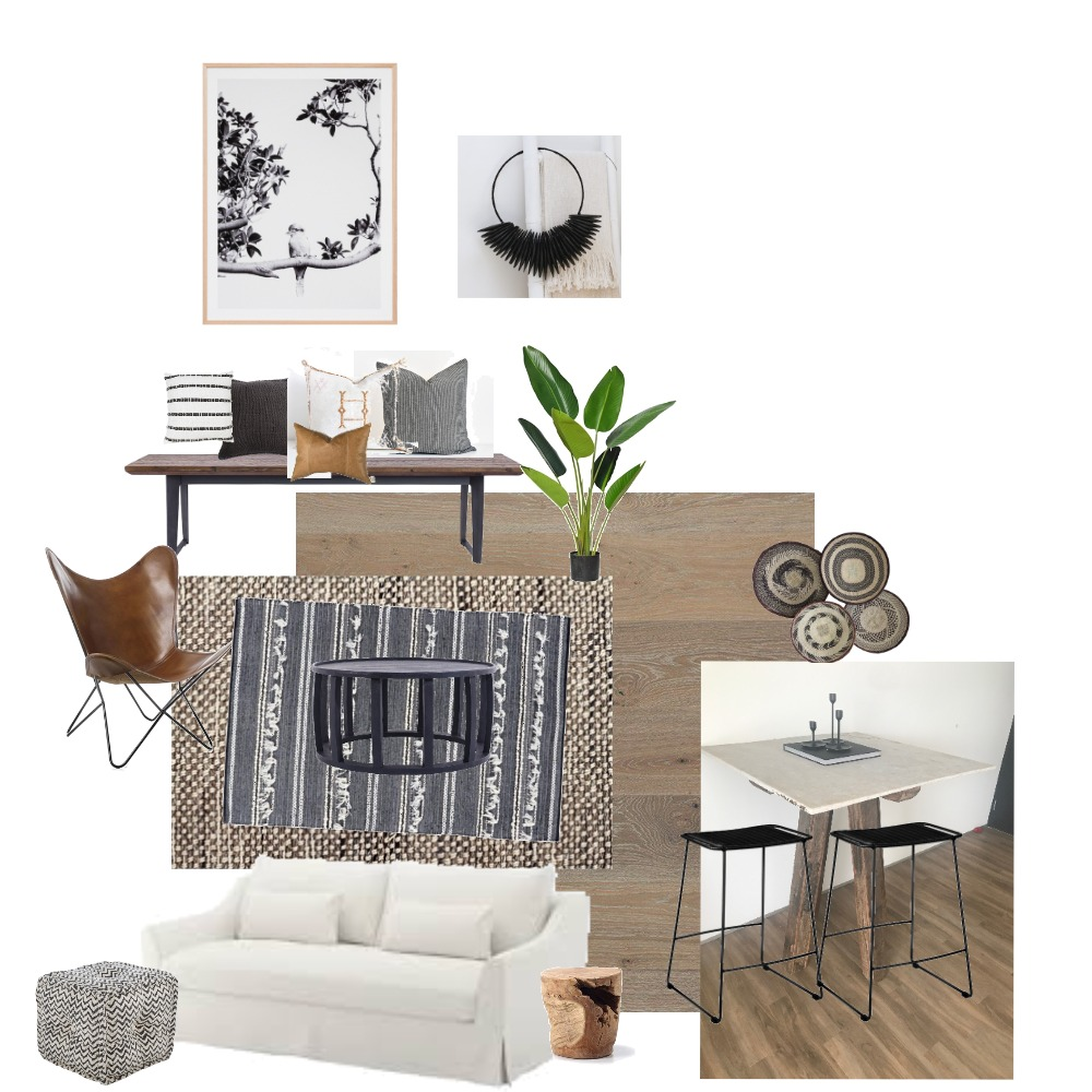 Living option 2 - kookaburra Interior Design Mood Board by Ebonniemoore on Style Sourcebook