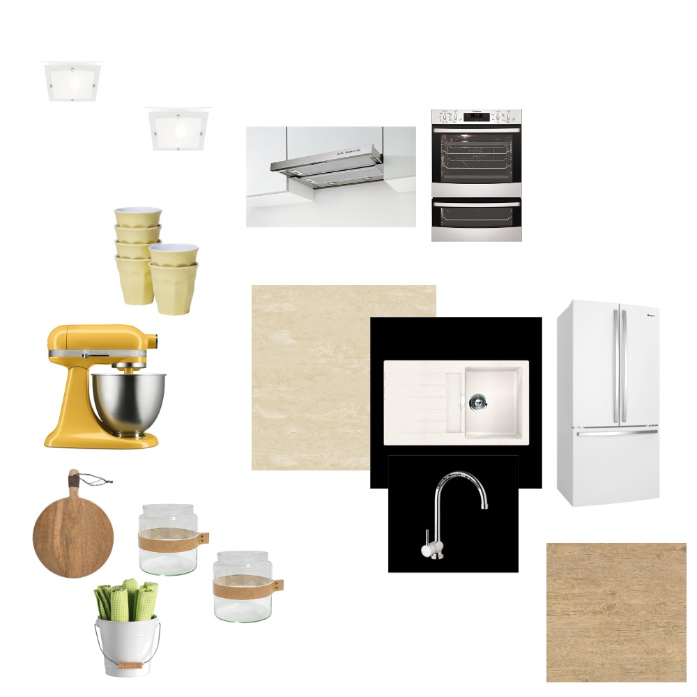 kitchen Interior Design Mood Board by AnissaTa on Style Sourcebook
