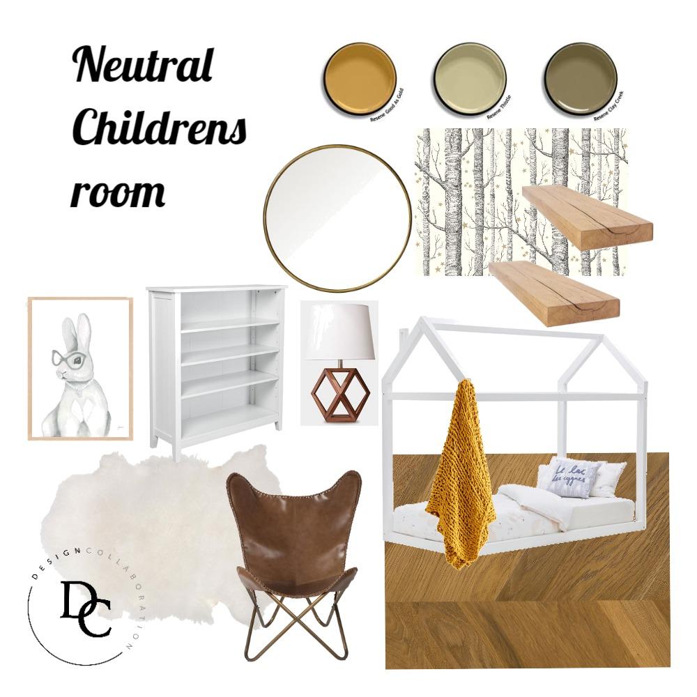 Childrens Room Interior Design Mood Board by KerriJean on Style Sourcebook