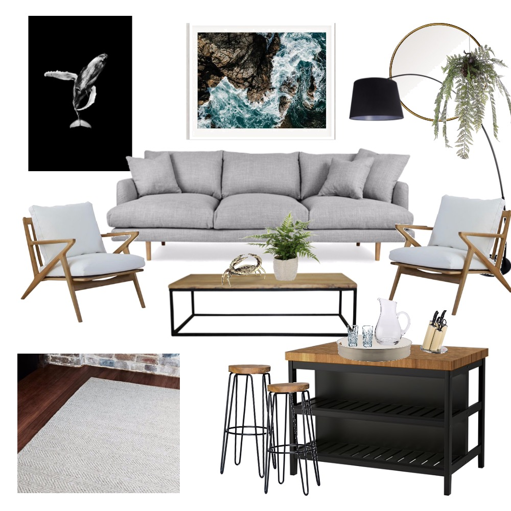 Em's Unit Interior Design Mood Board by kimberleymcrae on Style Sourcebook