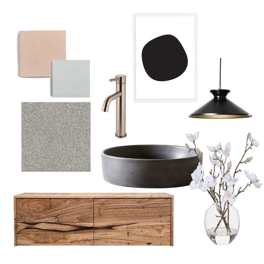 teenage dream bathroom Interior Design Mood Board by winterandfry on Style Sourcebook