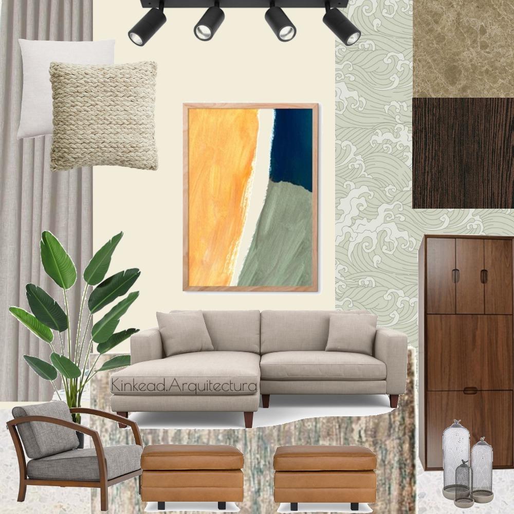 Porras Den Interior Design Mood Board by kinkeadarquitectura on Style Sourcebook
