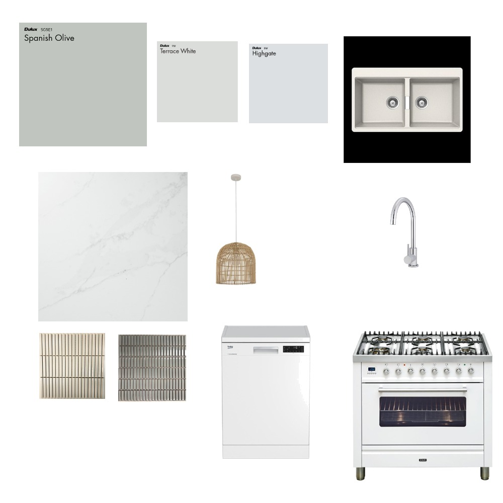 kitchen Interior Design Mood Board by lenacamo on Style Sourcebook