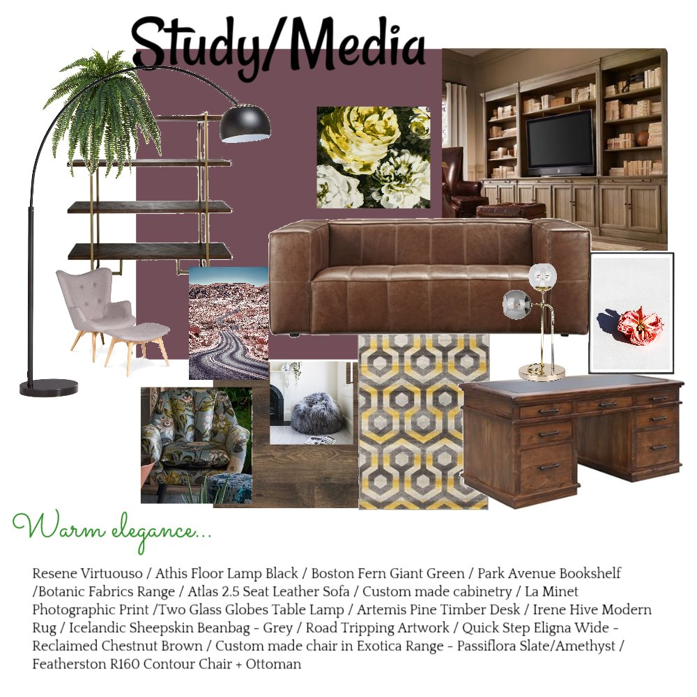 study/media tagged Interior Design Mood Board by aloudinside on Style Sourcebook