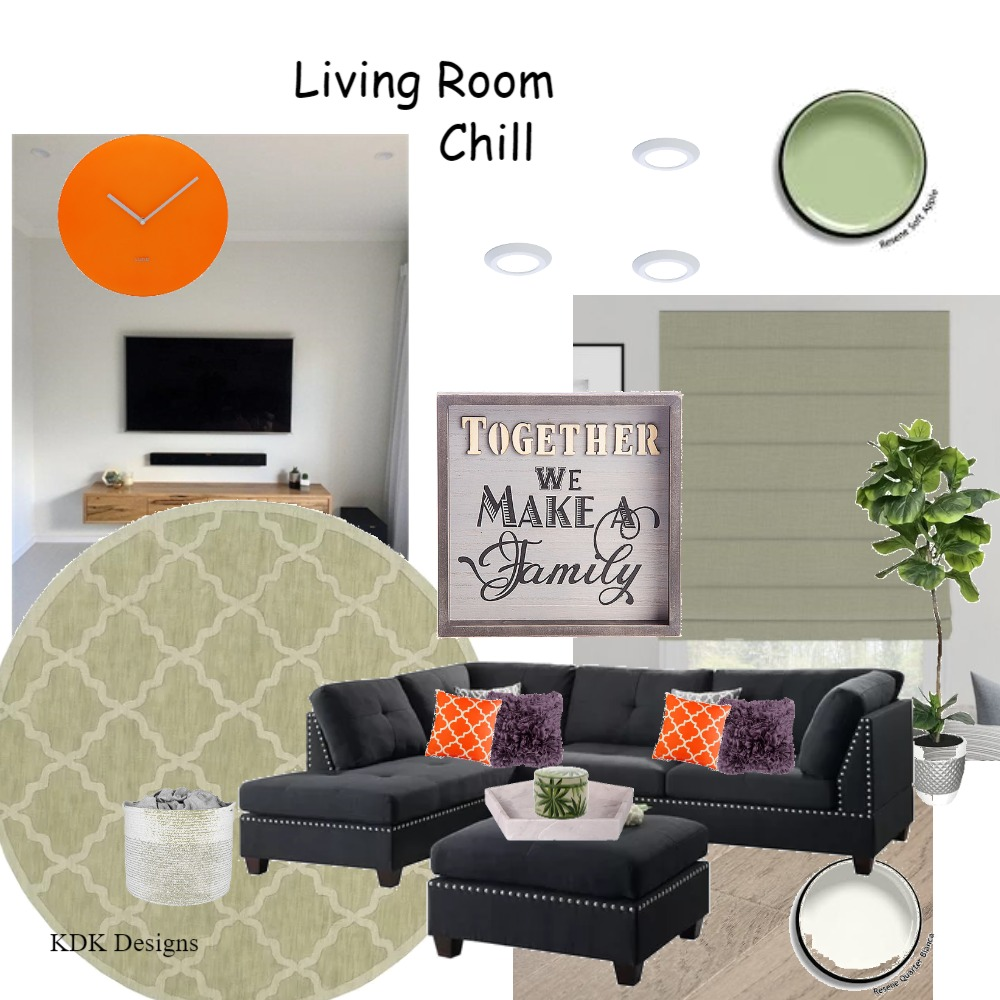 Living Room Interior Design Mood Board by citykk on Style Sourcebook