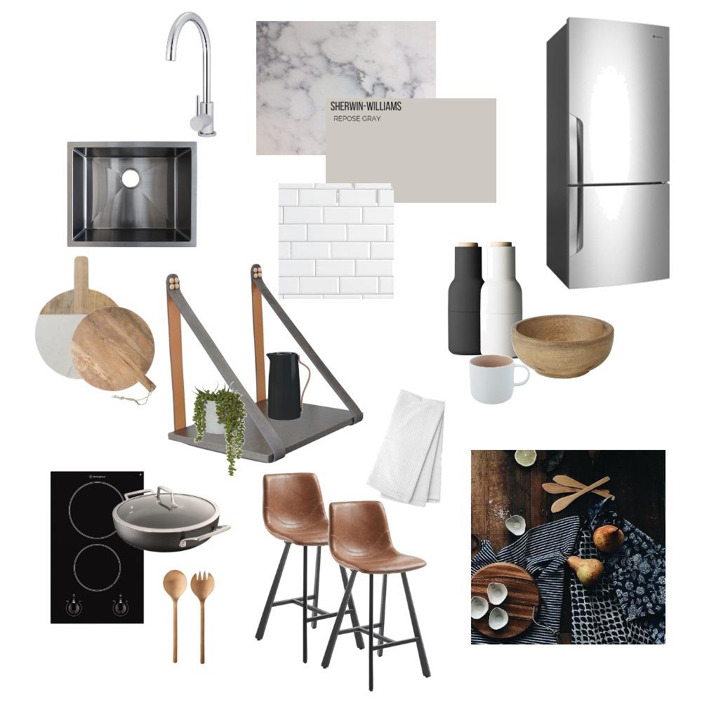 Potter Kitchen Interior Design Mood Board by Payton on Style Sourcebook