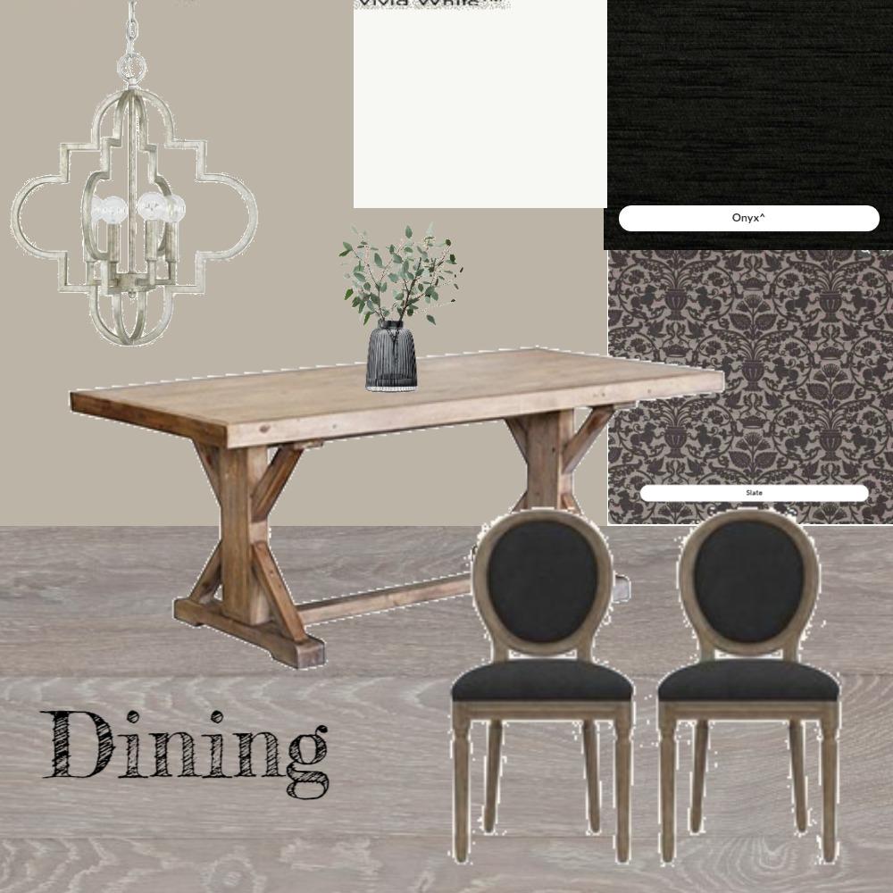Dining Room Interior Design Mood Board by georgi on Style Sourcebook