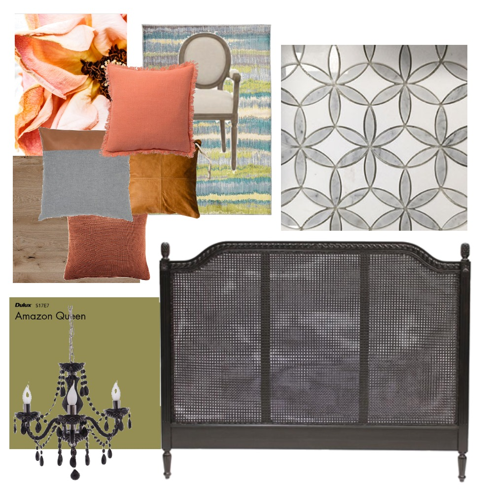 tropical classic Interior Design Mood Board by sanghamitra on Style Sourcebook