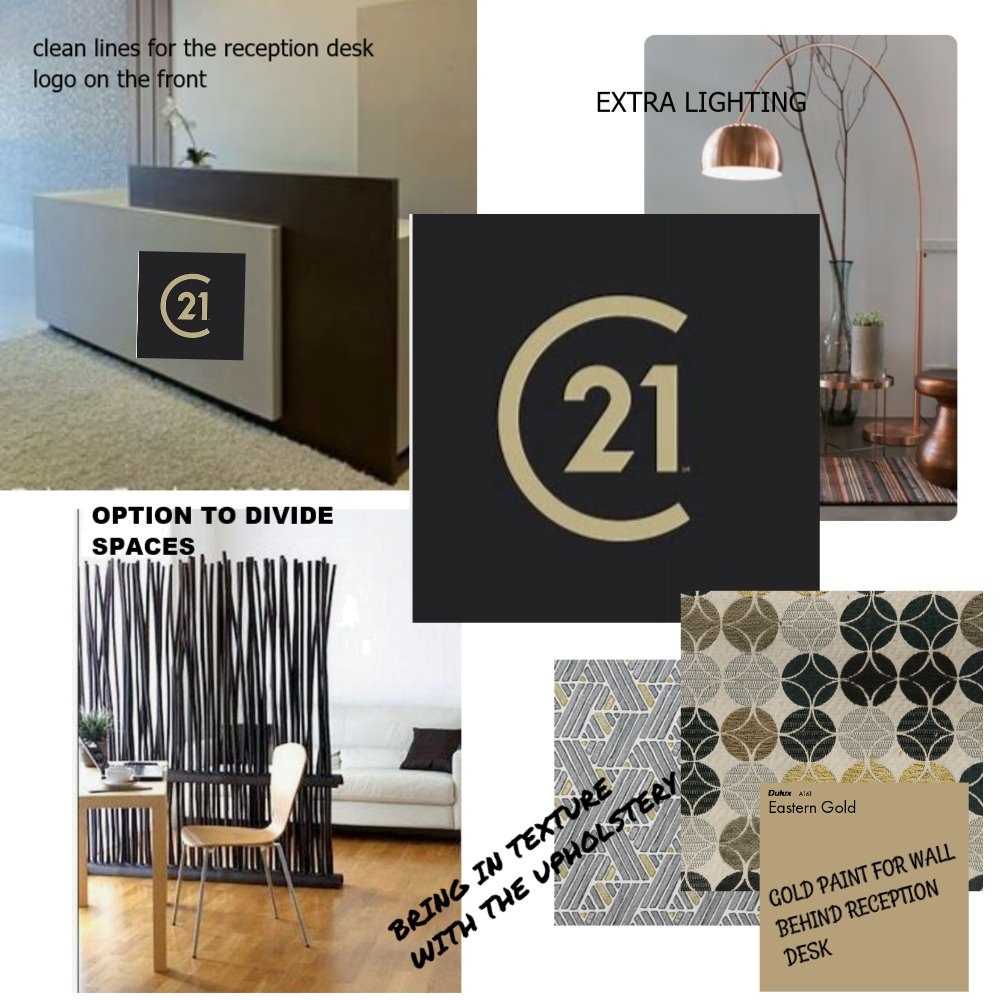 Century 21 Interior Design Mood Board by Luxadaisy on Style Sourcebook