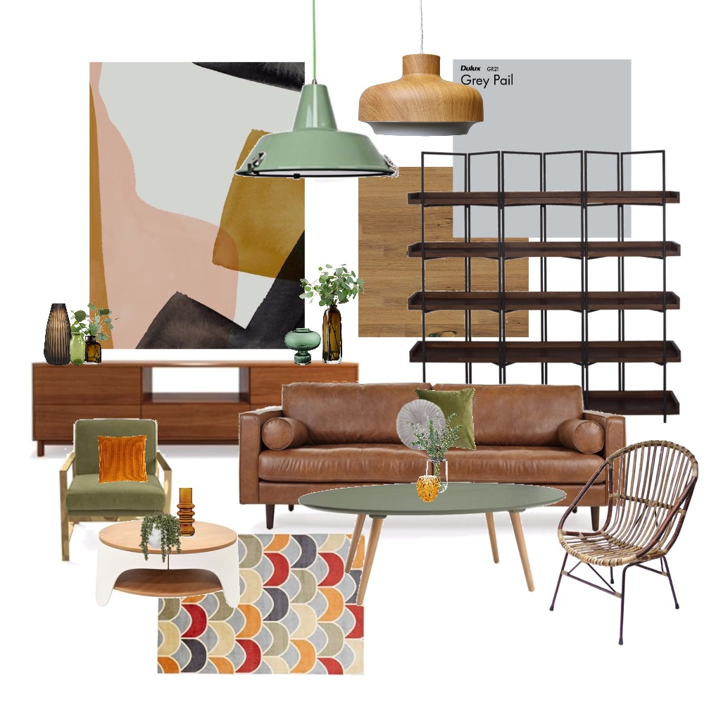 natural eclectic Interior Design Mood Board by hollykate on Style Sourcebook