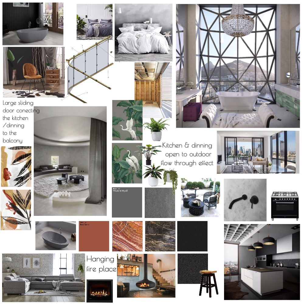 Arch Interior Design Mood Board by Molly on Style Sourcebook