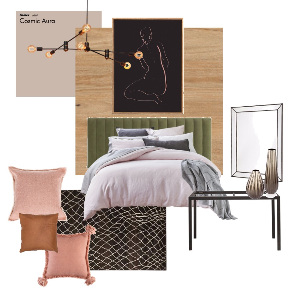 bedroom Interior Design Mood Board by hollykate on Style Sourcebook
