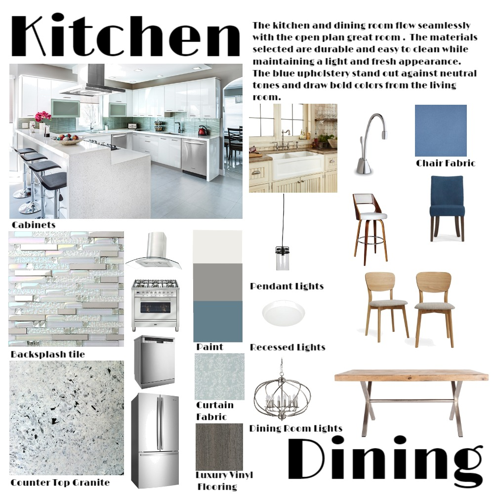 Kitchen Interior Design Mood Board by JayWilcox on Style Sourcebook