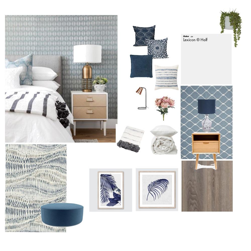 Rozenblat bedroom 01 Interior Design Mood Board by Maayaan on Style Sourcebook