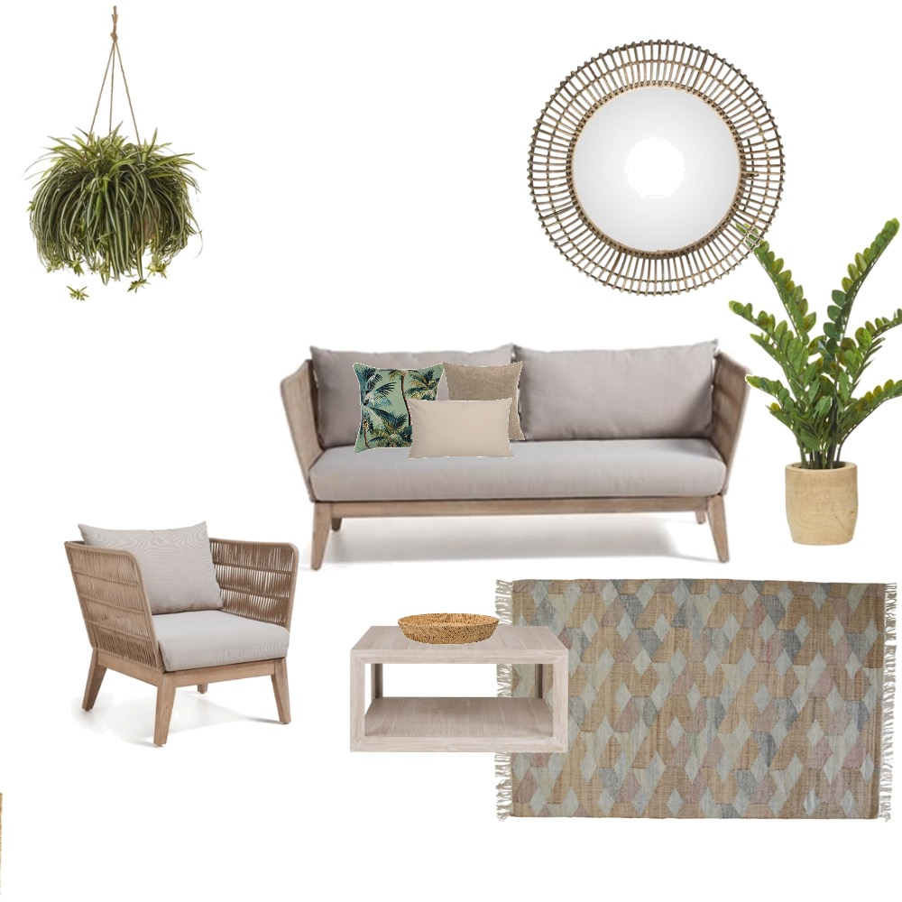 Outdoor Oasis Interior Design Mood Board by Simplestyling on Style Sourcebook