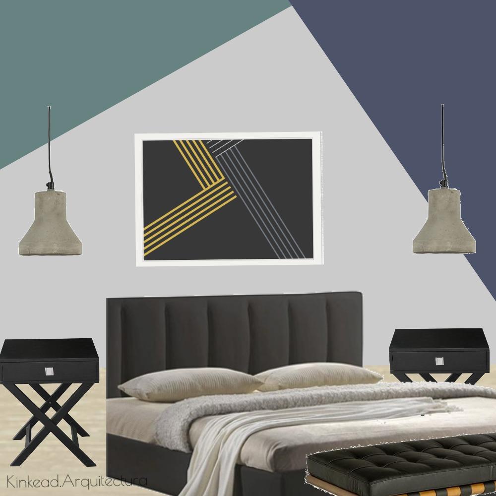 Porras Room 3 Interior Design Mood Board by kinkeadarquitectura on Style Sourcebook