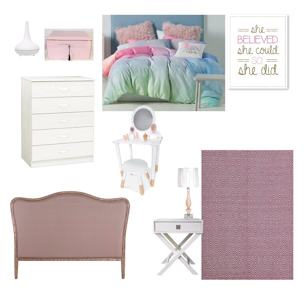 Bubba's Room Interior Design Mood Board by the.dyballs.build on Style Sourcebook