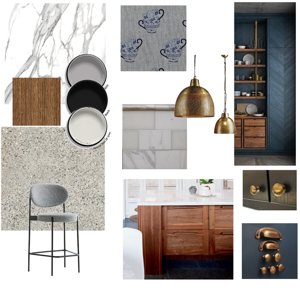 Furniture schedule kitchen end draft Los Angeles Ave Elwood Interior Design Mood Board by edelhouse on Style Sourcebook