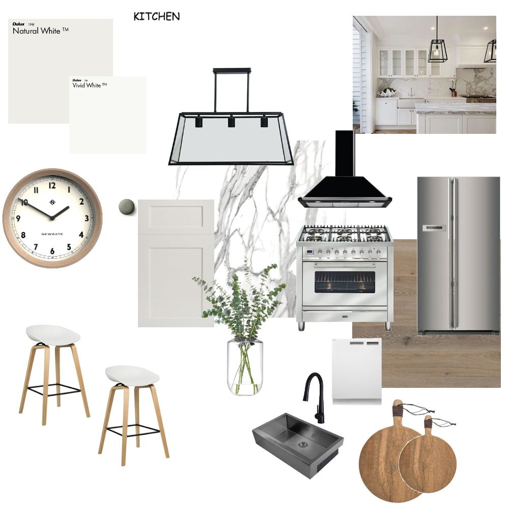 kitchen Interior Design Mood Board by Emmadunkley on Style Sourcebook