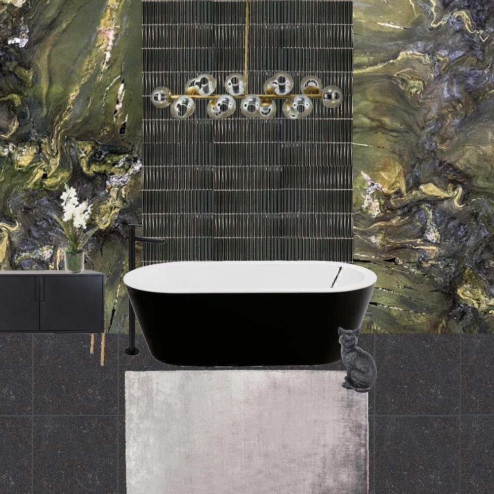 Dark Glamour Interior Design Mood Board by Abomb27x on Style Sourcebook