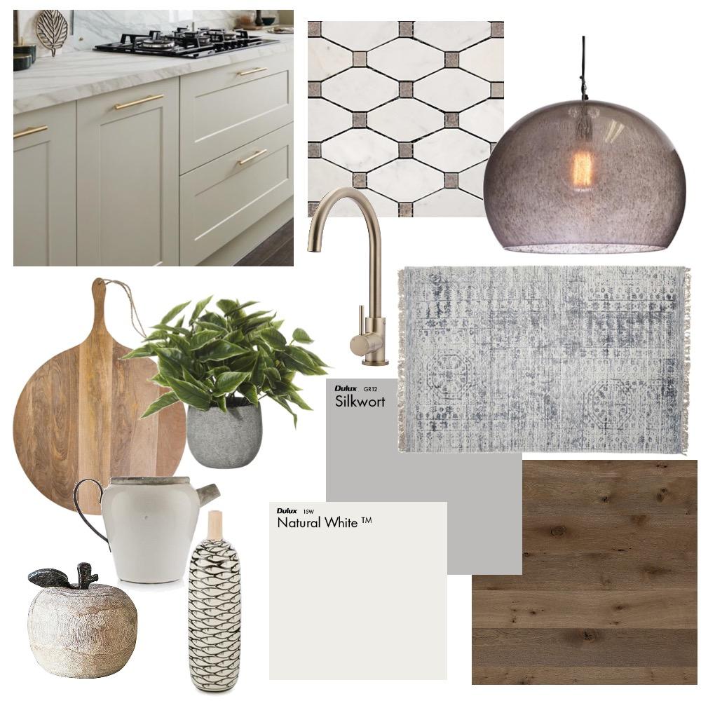Farmhouse kitchen Interior Design Mood Board by Mfrostinteriors on Style Sourcebook