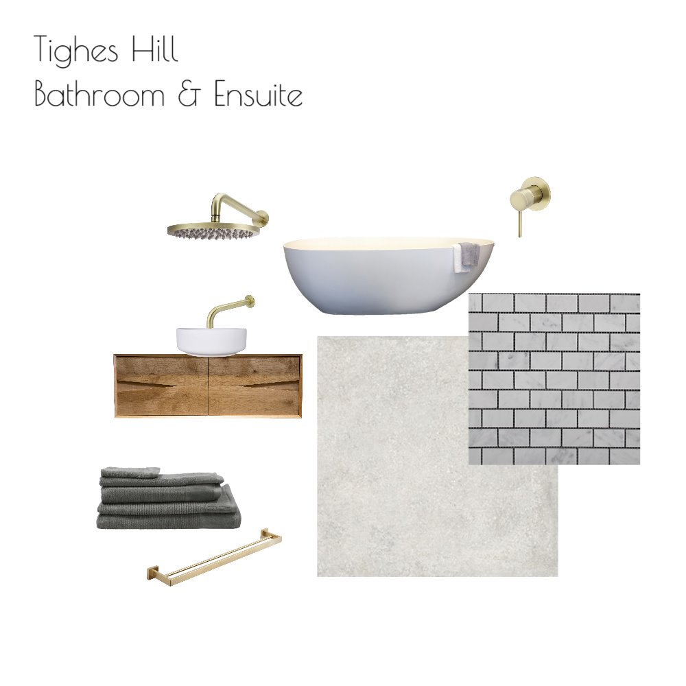 Tighes hill Bathroom Interior Design Mood Board by Hayley85 on Style Sourcebook