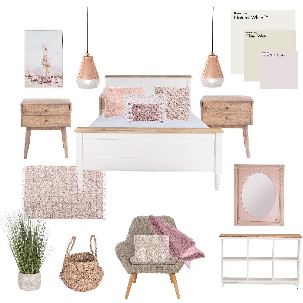 Nordic Style Bedroom Goals Interior Design Mood Board by tj10batson on Style Sourcebook