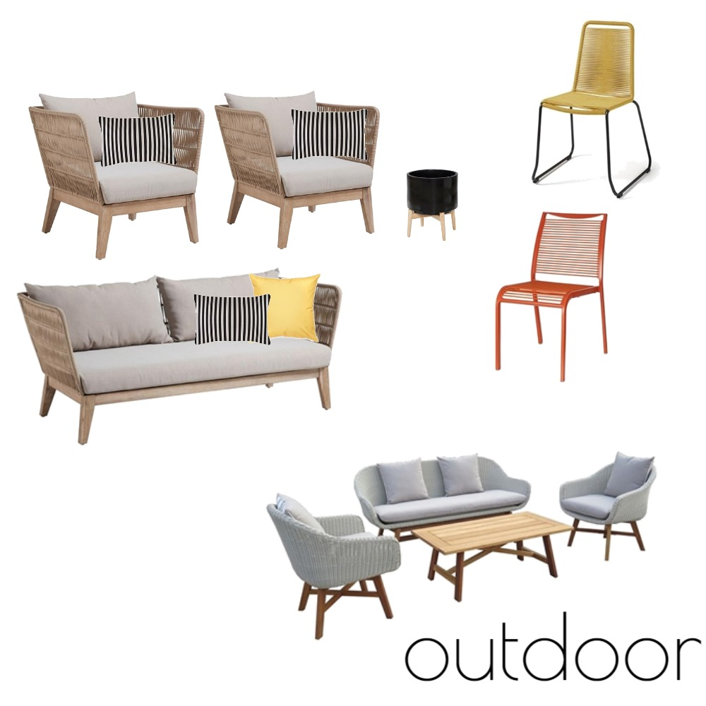 outdoor Interior Design Mood Board by NaamaG on Style Sourcebook