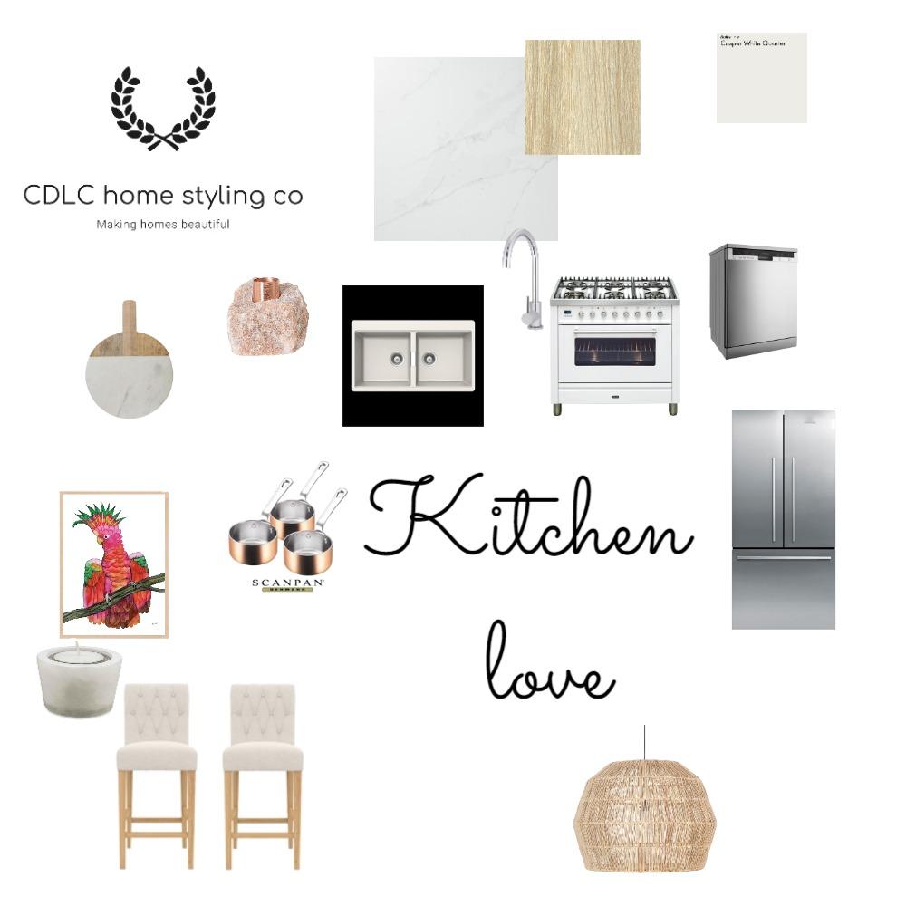 kitchen love Interior Design Mood Board by Marine.Jones on Style Sourcebook