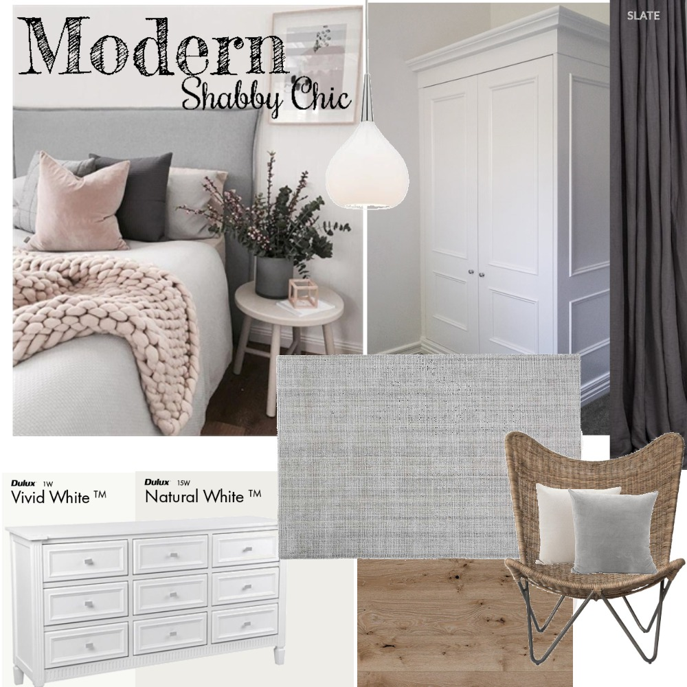 bedroom Interior Design Mood Board by Julesmiskimmin on Style Sourcebook