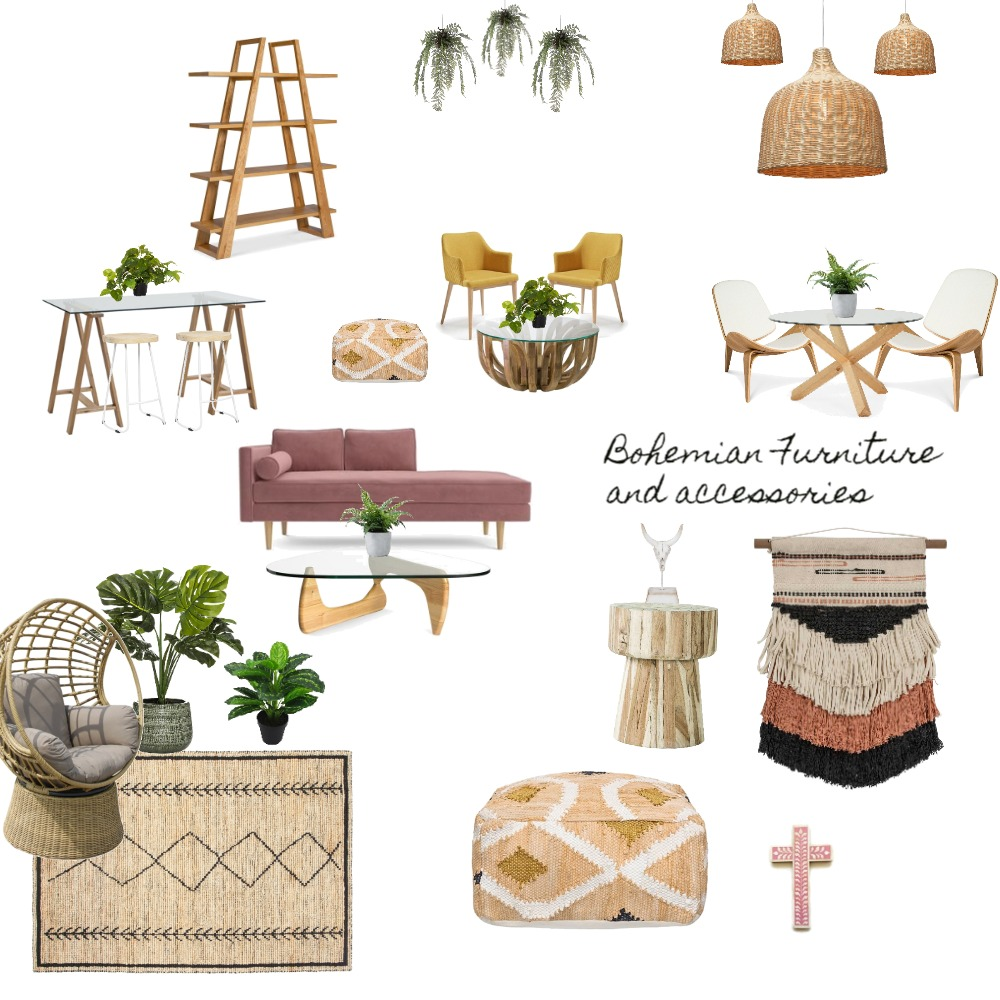 Furniture and accessories Interior Design Mood Board by Laurenmaree on Style Sourcebook