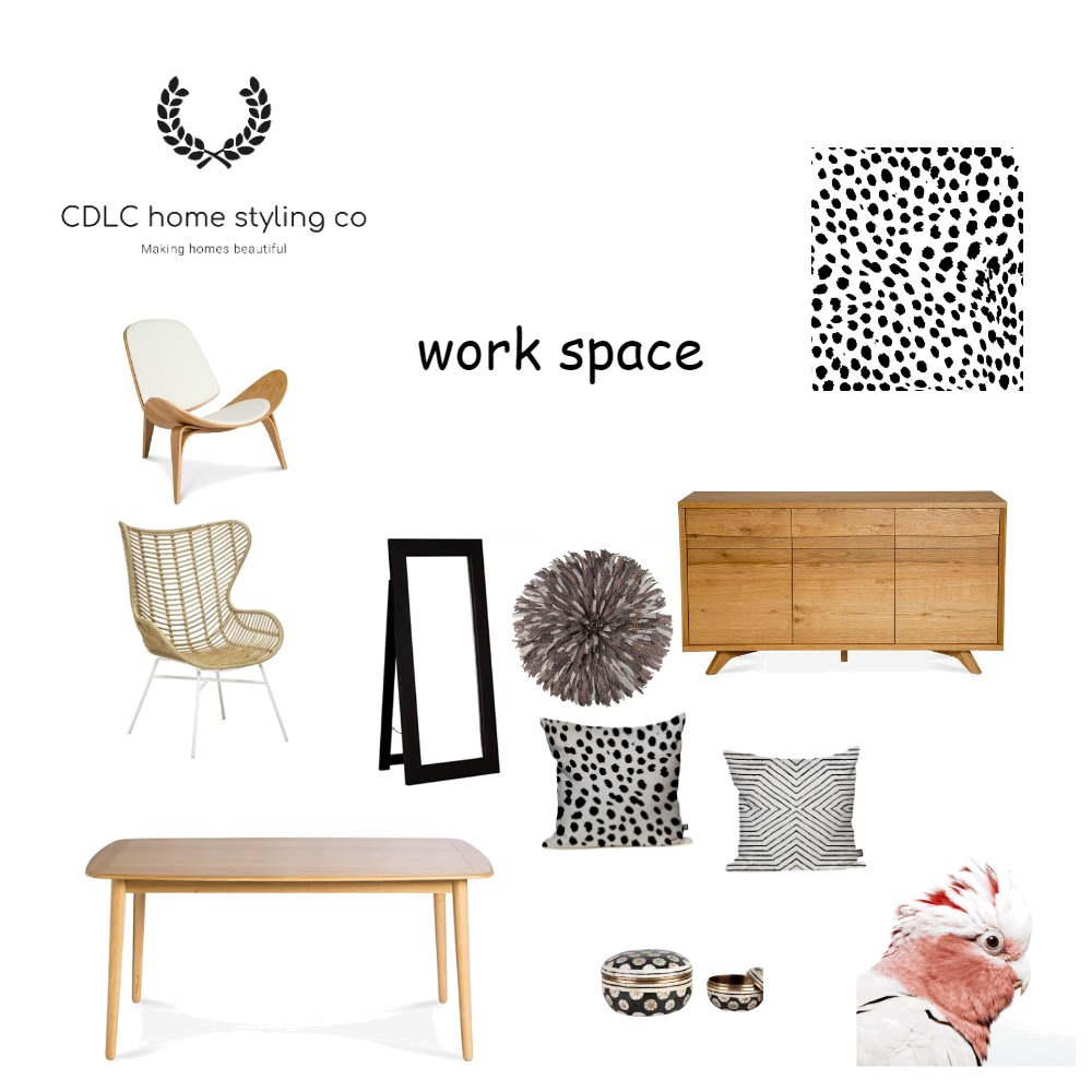office Interior Design Mood Board by Marine.Jones on Style Sourcebook