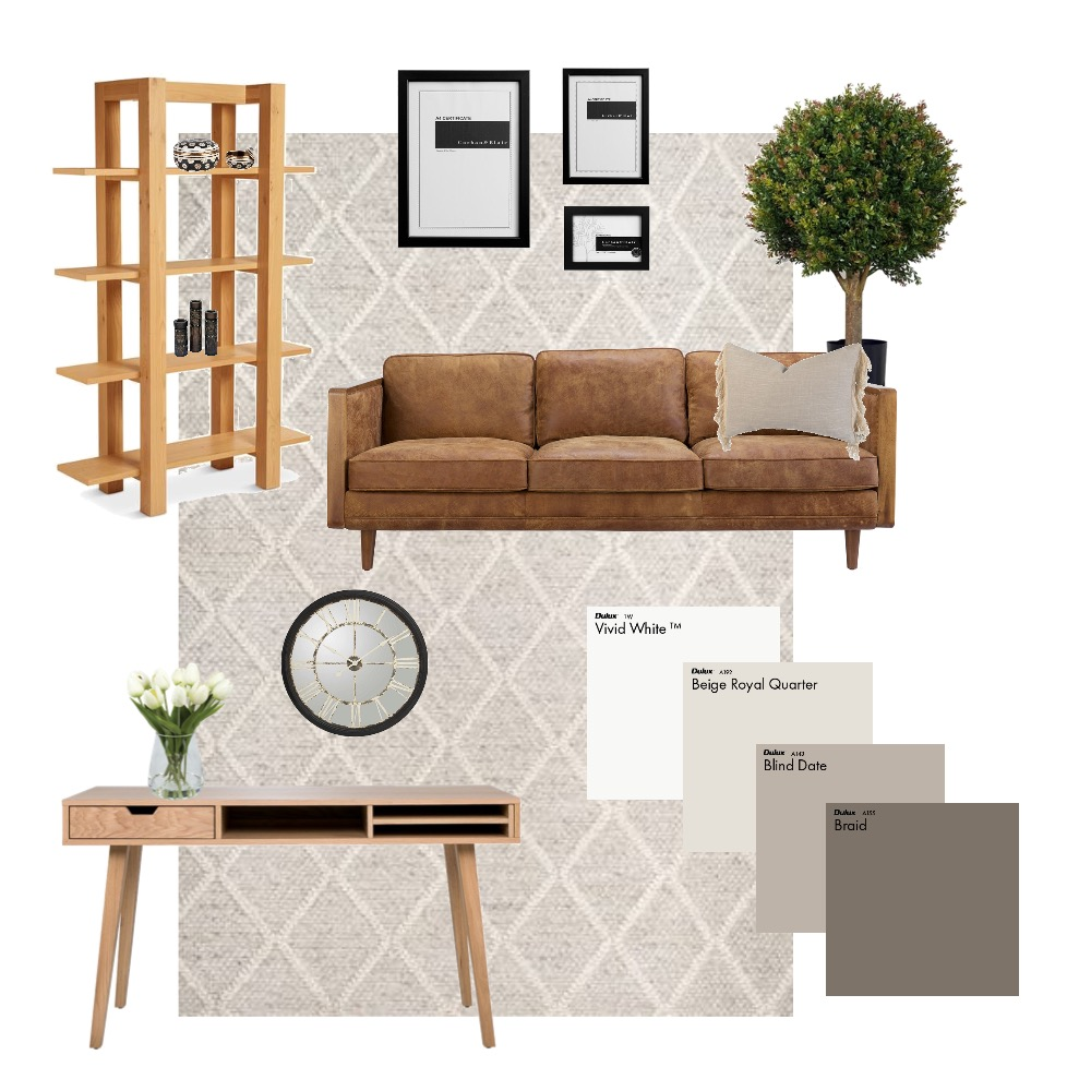 New work space Interior Design Mood Board by Blitzk on Style Sourcebook