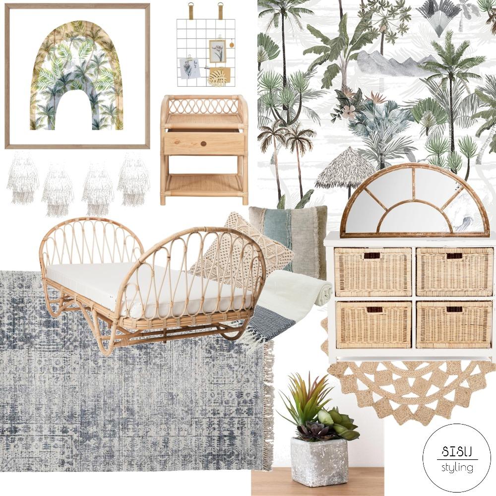 Coastal tween room Interior Design Mood Board by Sisu Styling on Style Sourcebook