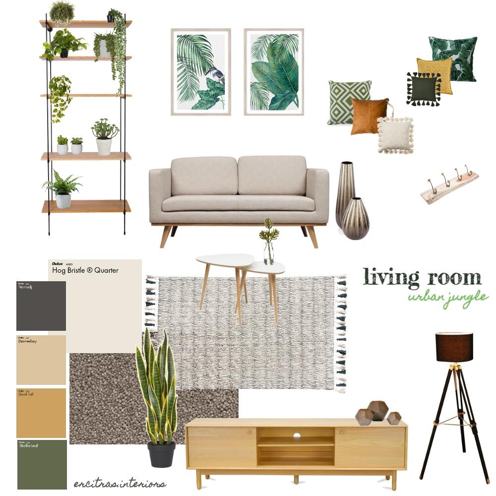 Thomastown Flat Interior Design Mood Board by ecs22 on Style Sourcebook