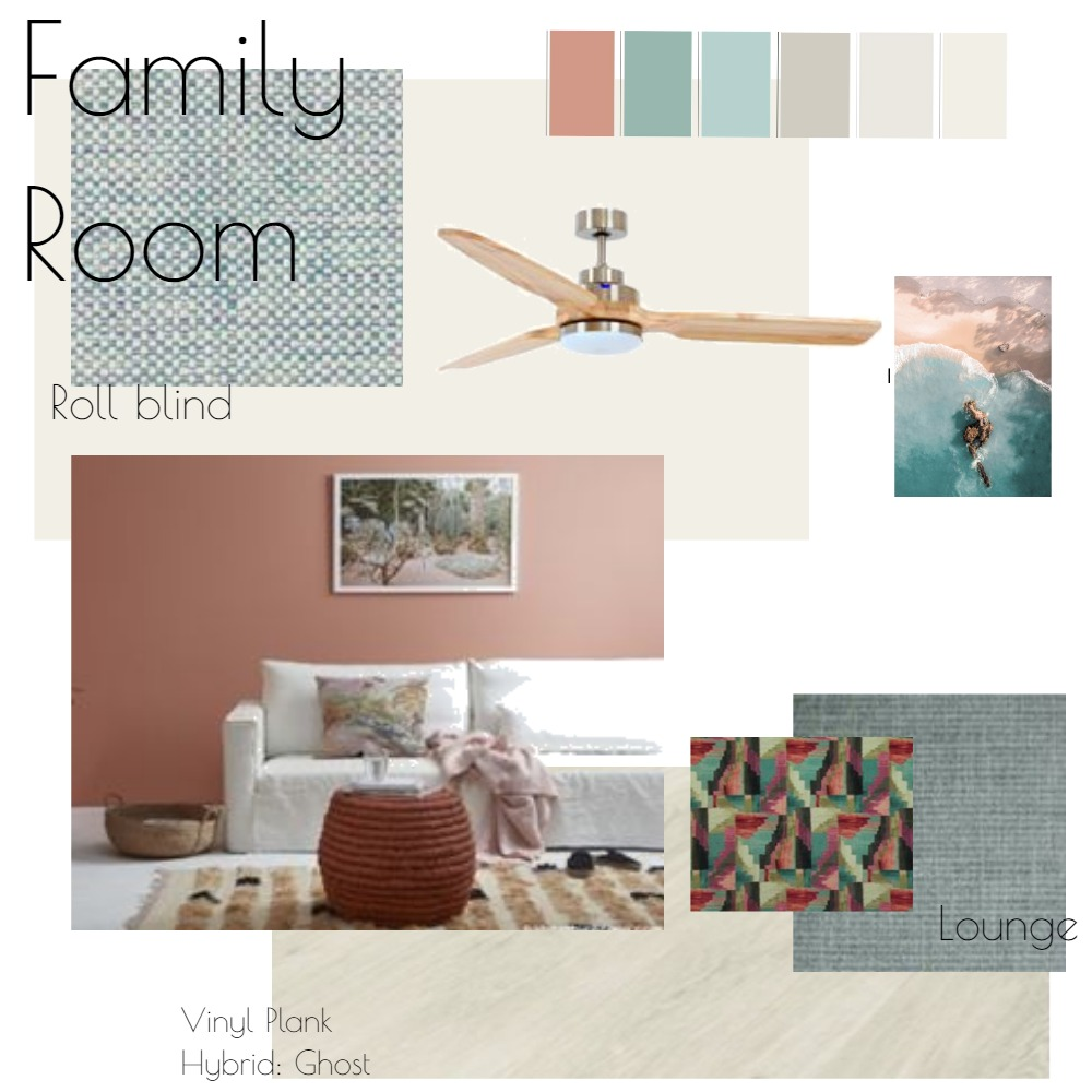 Family Room Interior Design Mood Board by Judi on Style Sourcebook