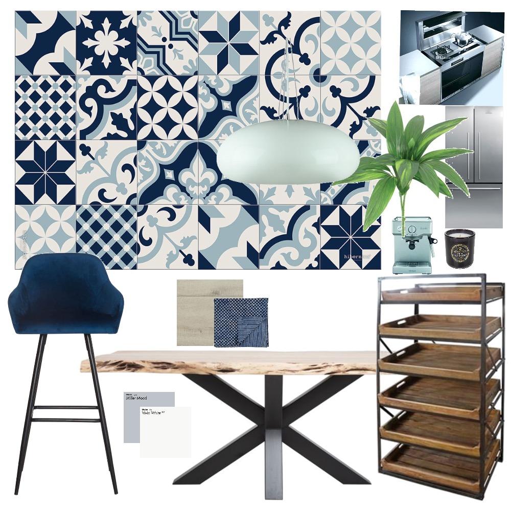 Kitchen Interior Design Mood Board by HoneyTC on Style Sourcebook