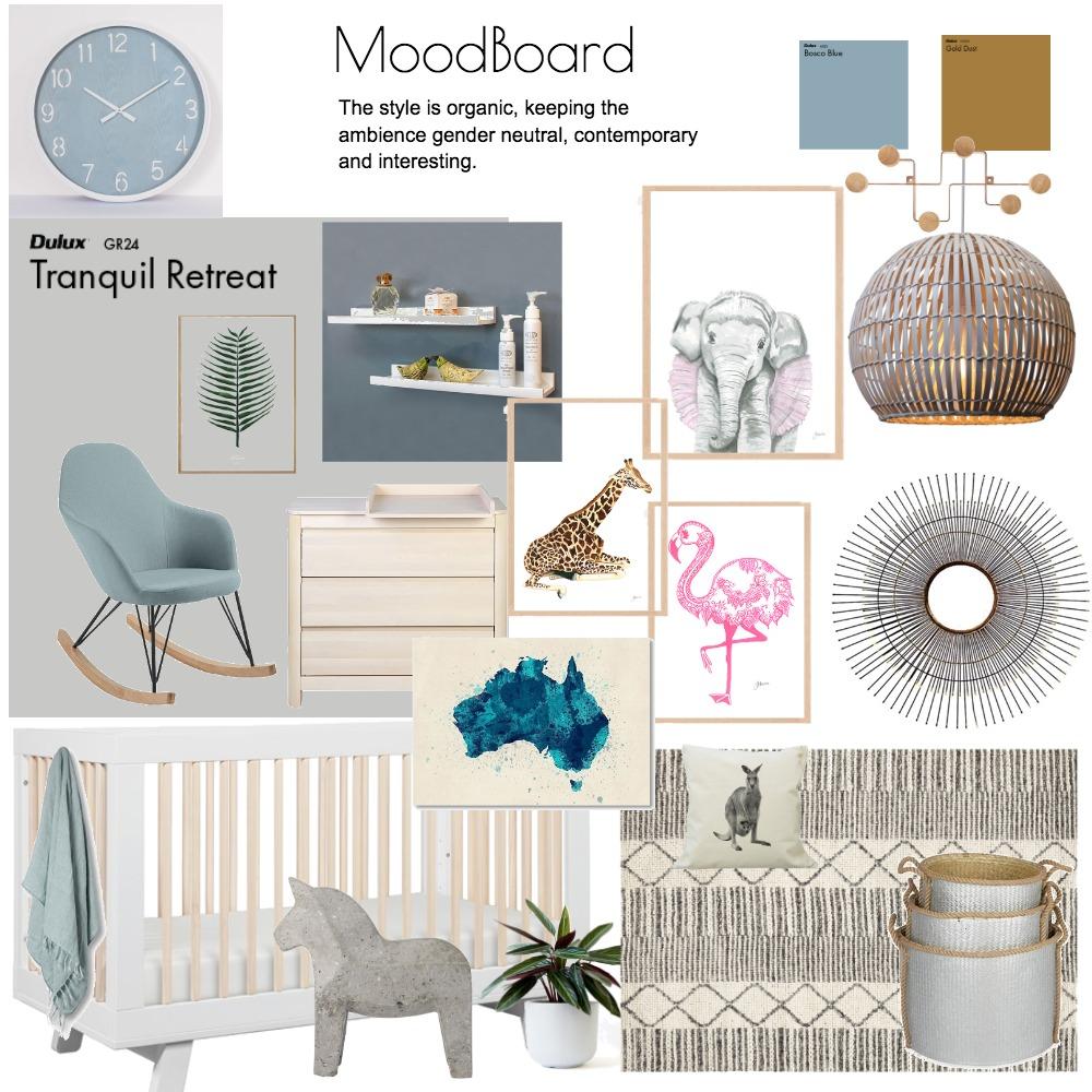 Nursery Interior Design Mood Board by Ellenaj on Style Sourcebook