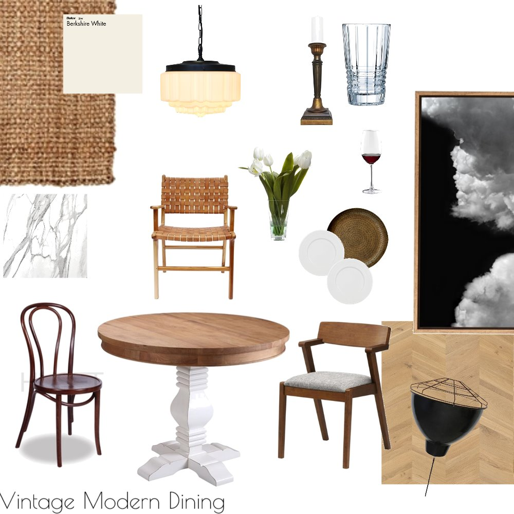 Dining room Interior Design Mood Board by Leahjane on Style Sourcebook