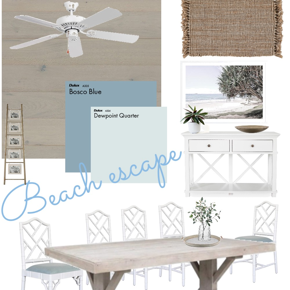 beach theme Interior Design Mood Board by mazzziie123 on Style Sourcebook
