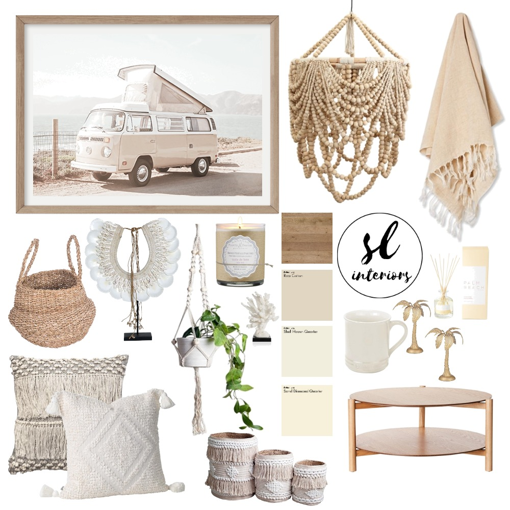 Combi Living Mood Board by Shannah Lea Interiors on Style Sourcebook