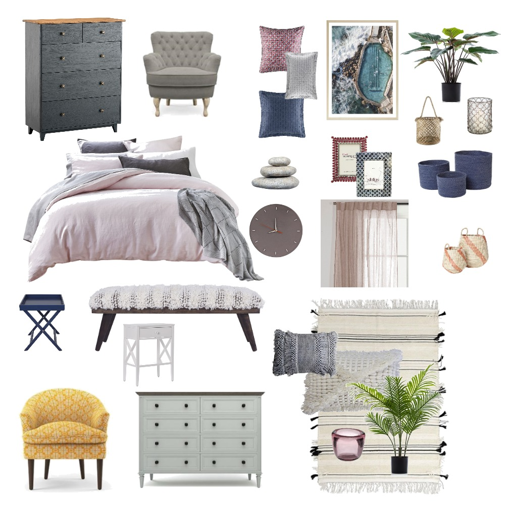 dorm Interior Design Mood Board by socket3 on Style Sourcebook