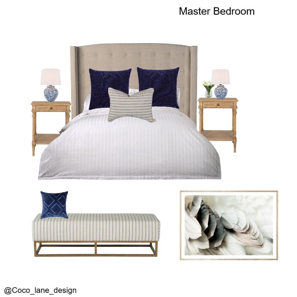 Master Bedroom Interior Design Mood Board by Coco Lane on Style Sourcebook