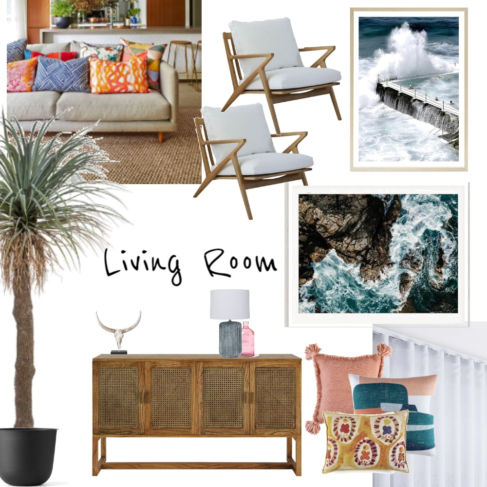 Belmont Living Interior Design Mood Board by Marlowe Interiors on Style Sourcebook