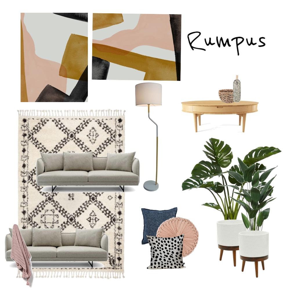 Belmont Rumpus Interior Design Mood Board by Marlowe Interiors on Style Sourcebook