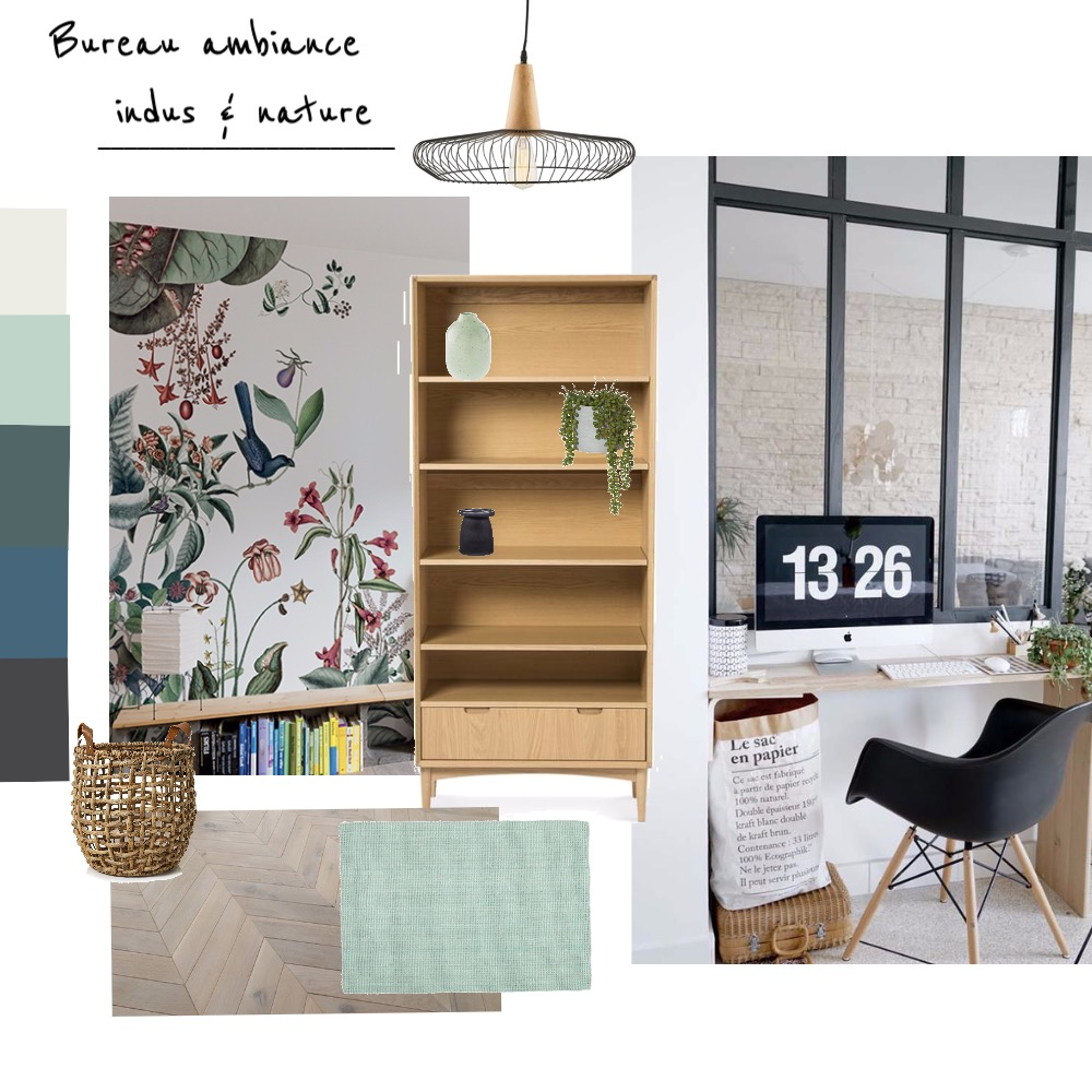 mood board bureau Interior Design Mood Board by Naturellement cosy on Style Sourcebook
