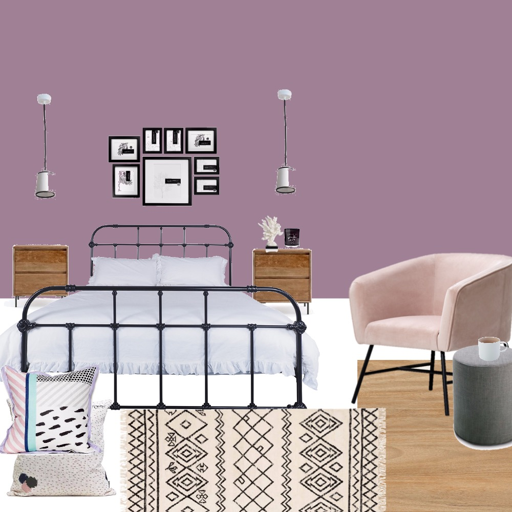 Bedroom Interior Design Mood Board by farmehtar on Style Sourcebook